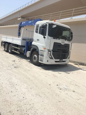 Boom Truck for rent