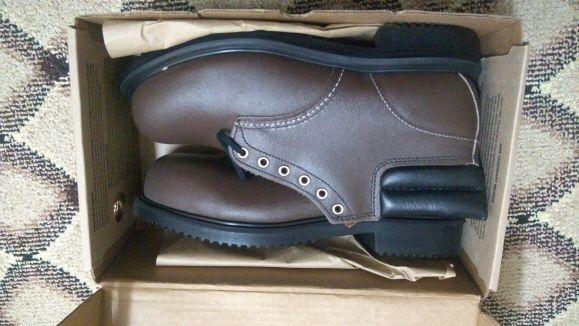 Red wing shoes original new
