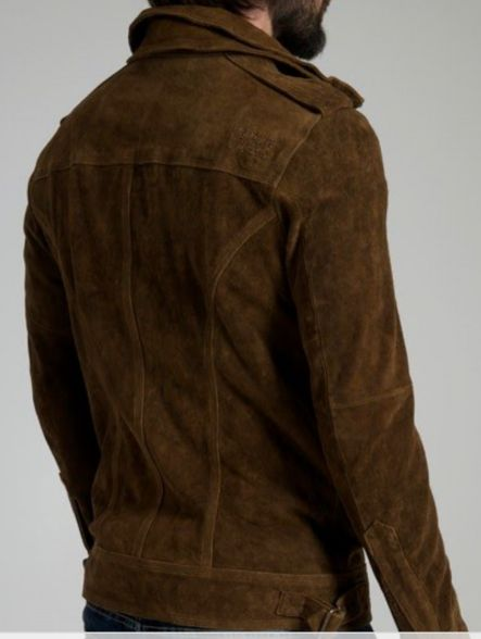 Superdry Leather Jacket