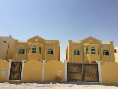 for rent commercial villas at Doha.