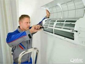 A/C Cleaning. Repairing & maintance. Con