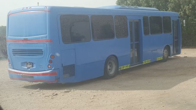 Mercedes Bus For sale or rent