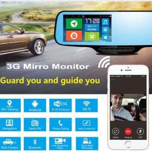 Monitoring & Tracking device for cars