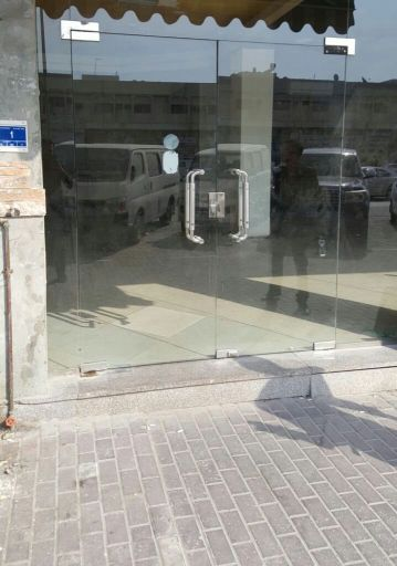 big commercial shop for rent in Azizia