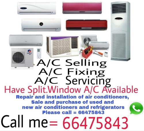 Sale for LG A/C  1.5, & 2ton
