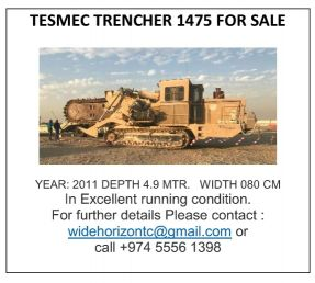 trencher 2011