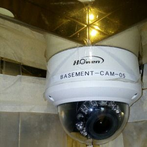 CCTV installation and networking