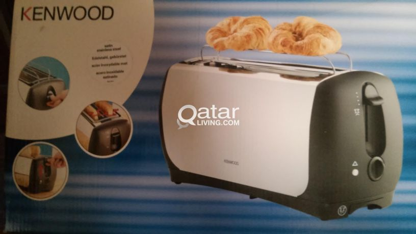 Toaster & Coffee maker