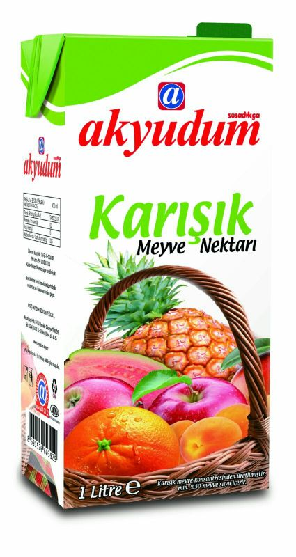 Turkish juices available