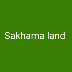 Sakhama land for sale