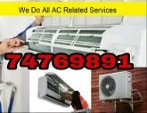 A/C Cleaning. Repairing & maintance.