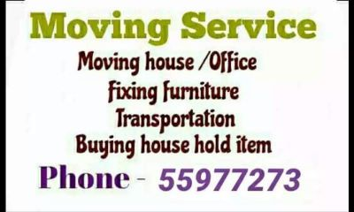 Shifting moving and fixing furniture