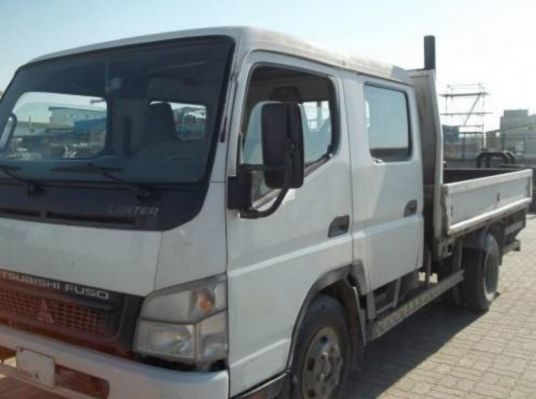 Mitsubishi Fuso Canter For Rent