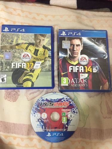 Ps4 games all for