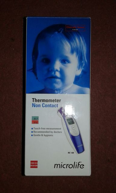 New Thermometer Testar