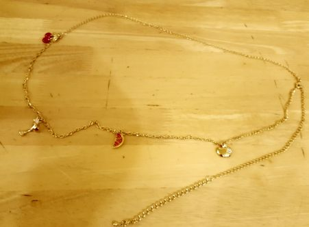 Brazilian gold plated for sale
