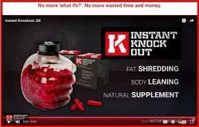 instant knock out fat burner