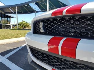 new front mustang shelby GT500 grill