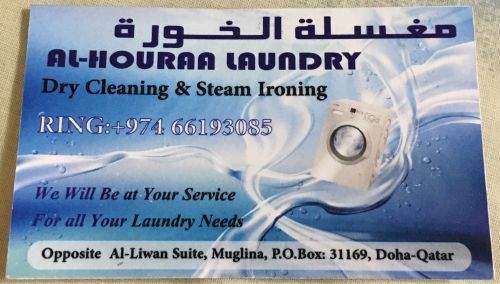Laundry & Dryclean