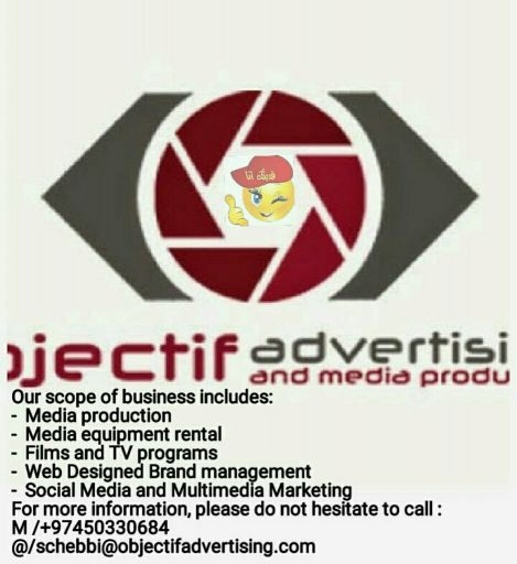 Objectif Advertising & Media Production