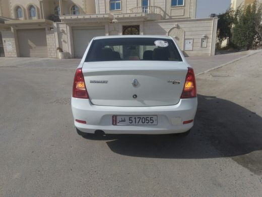 Renault Logan very good condition