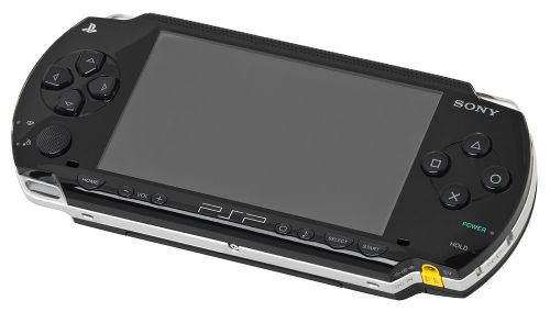 Psp with 100+games