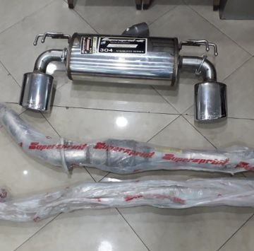 For sale EVO 10 exhaust