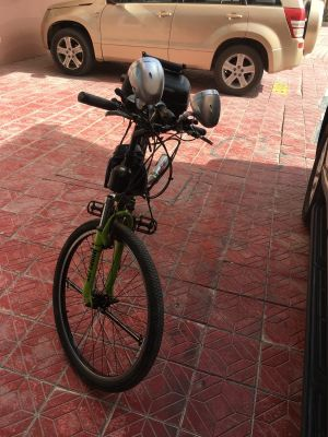 Limited Upgraded Bicycle
