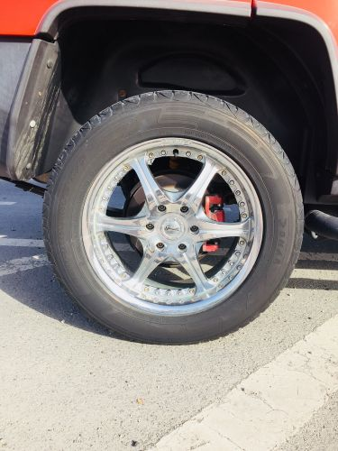 5Rims and tires 20