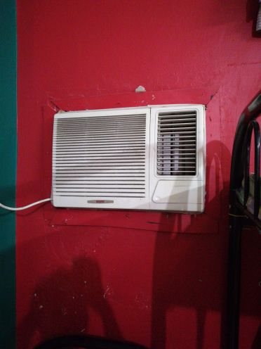 Air condition works