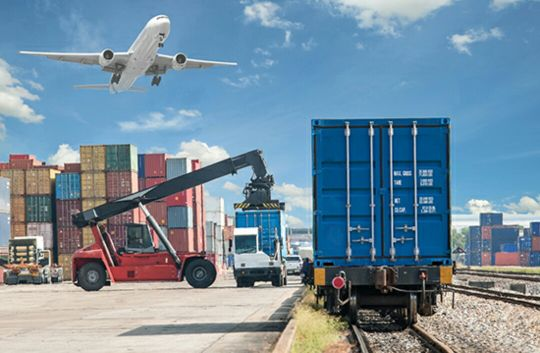 cargo , shipping and clearance agent