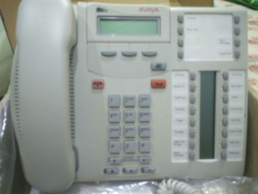 Digital line phone AVAYA