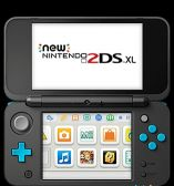 i need 3ds xl or 2ds xl