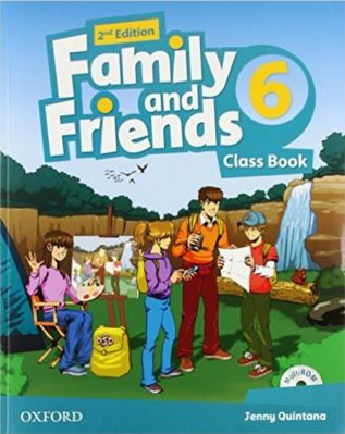 Americn Family and Friends6(2nd Edition)