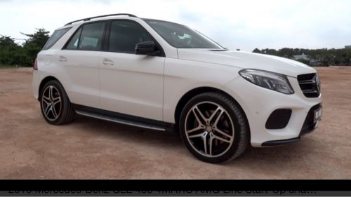 GLE AMG for Rent