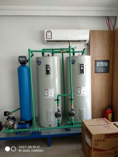 CENTRAL WATER HEATER SYSTEM (US)