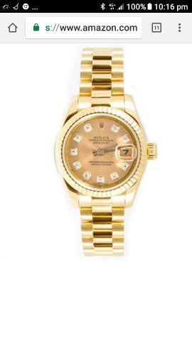 ROLEX watches FOR LADY