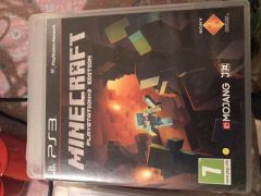 Want minecraft Ps3