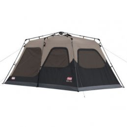 Coleman tent for 8
