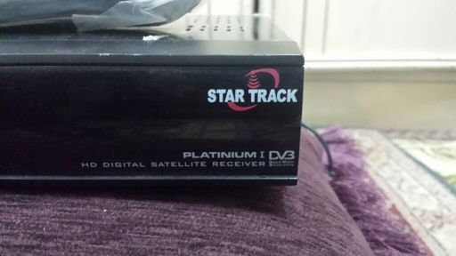 star track HD receiver