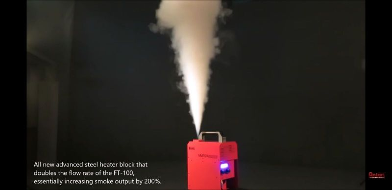 smoke machine & fog machines