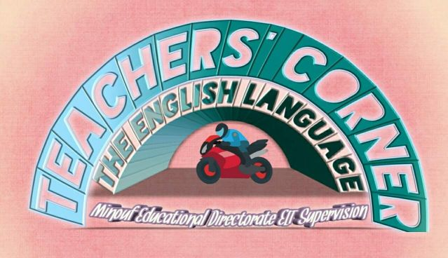 Specialized teacher of English