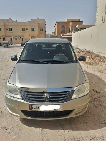 perfect renault logan 2012