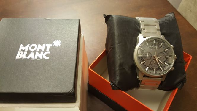 Montblanc Movado watches