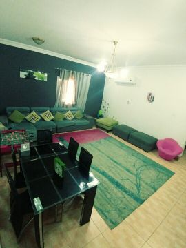 Unfurnished 2bhk for rent in bin omran
