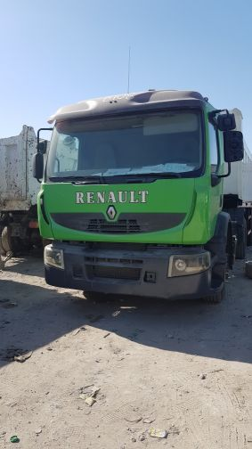 Renault trailer Head for sale