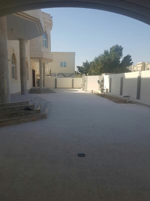 commercial villa gor rent in Dafna