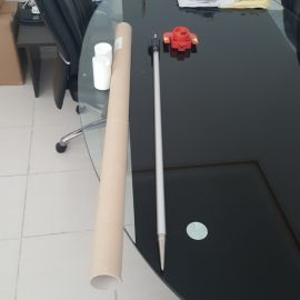 Reflector Pole and Reflector for sale