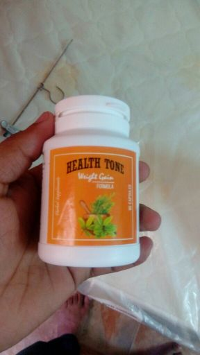 Health Tune Weight Gain Capsule
