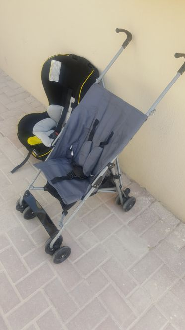 car seat and stoller for sale